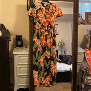 Isani for Target tropical dress